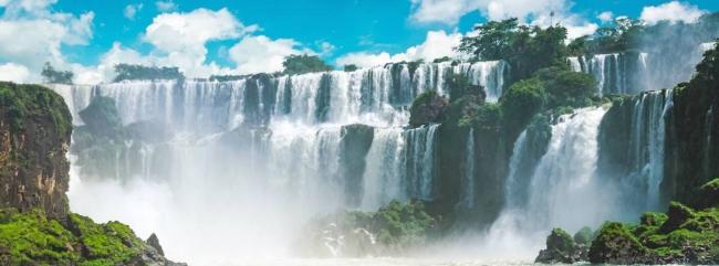 Cataratas del Iguazú desde Buenos Aires