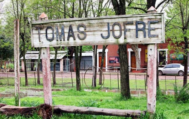 ESCAPADA LUJAN Y TOMAS JOFRE 16 OCT
